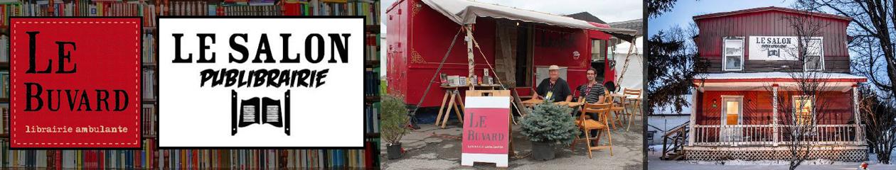 Le Buvard / Le Salon
