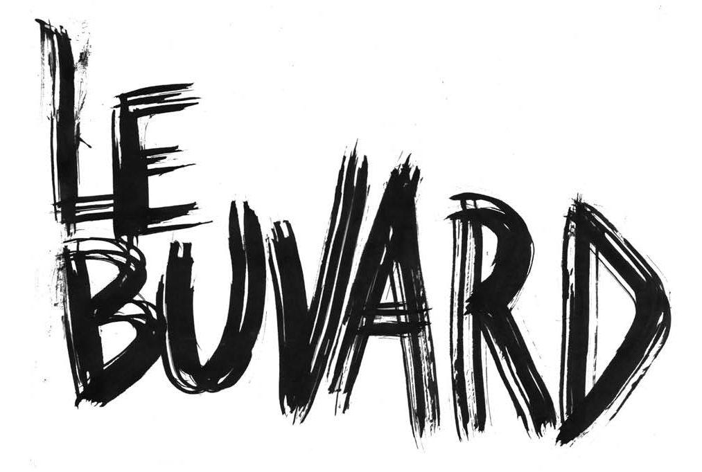 Éditions Le Buvard